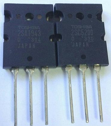 Transistor 2SA1943 E 2SA5200