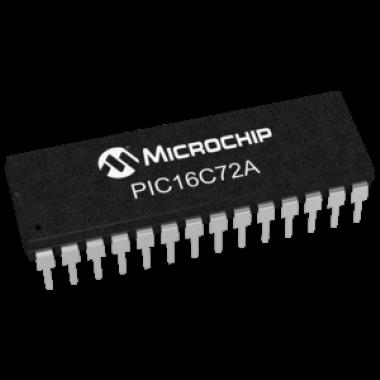 MICROCONTROLADOR PIC16C72A-04I/SP