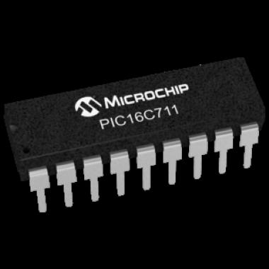 MICROCONTROLADOR PIC16C711-04/P