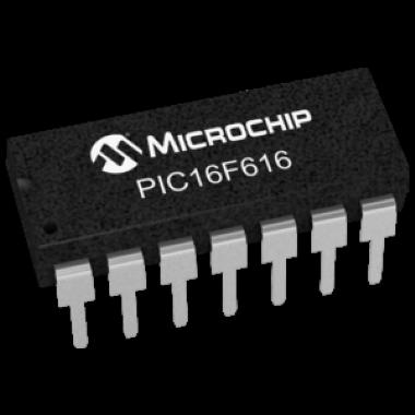 MICROCONTROLADOR PIC16F616-I/P