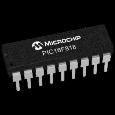 MICROCONTROLADOR PIC16F818-I/P