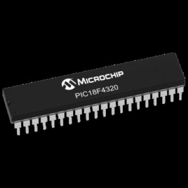MICROCONTROLADOR PIC18F4320-I/P