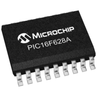 MICROCONTROLADOR PIC16F628A-I/SO