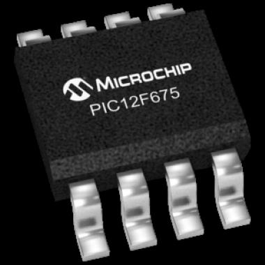 MICROCONTROLADOR PIC12F675-I/SN