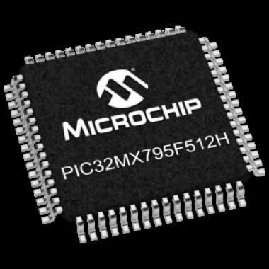 MICROCONTROLADOR PIC32MX795F512H-80I/PT