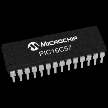 MICROCONTROLADOR PIC16C57-HS/P