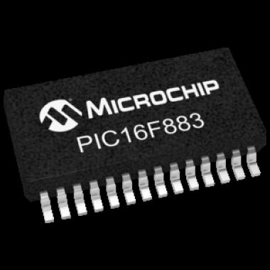MICROCONTROLADOR PIC16F883T-I/SO
