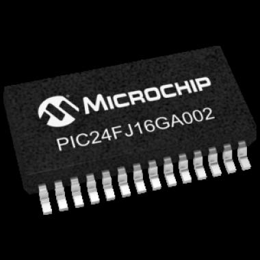 MICROCONTROLADOR PIC24FJ16GA002T-E/SS