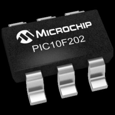 MICROCONTROLADOR PIC10F202T-I/OT