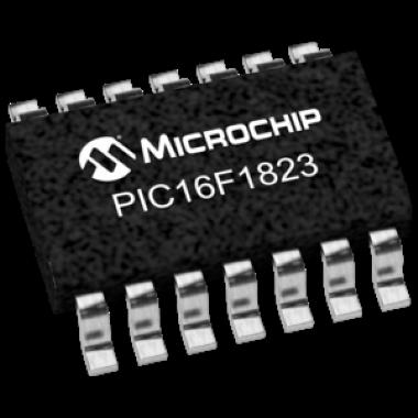MICROCONTROLADOR PIC16F1823T-I/SL