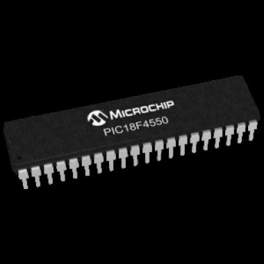 MICROCONTROLADOR PIC18F4550-I/P