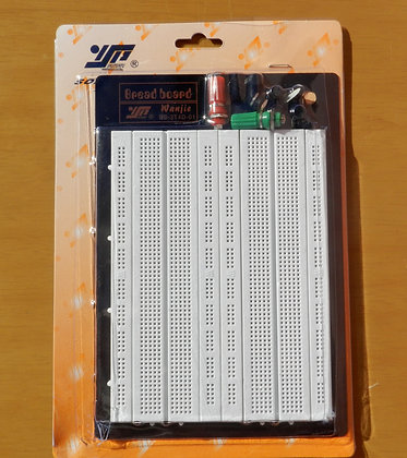 Placa De Protoboard 1680 furos Pts