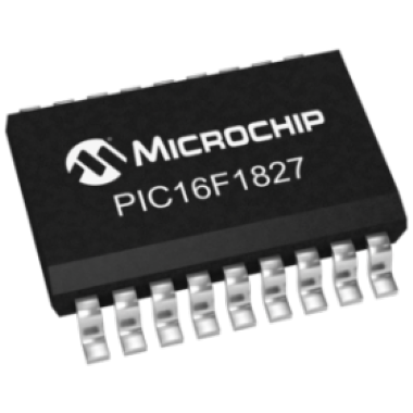 MICROCONTROLADOR PIC16F1827-I/SO