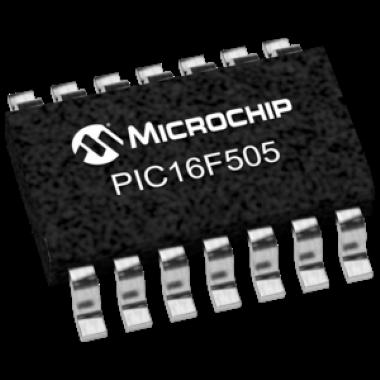 MICROCONTROLADOR PIC16F505-I/SL