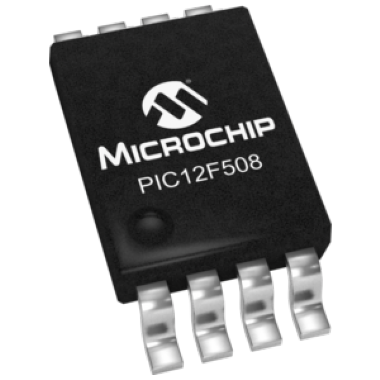 MICROCONTROLADOR PIC12F508-I/SN
