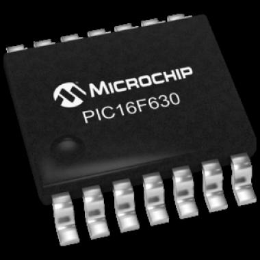 MICROCONTROLADOR PIC16F630-I/SL