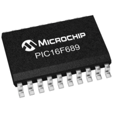 MICROCONTROLADOR PIC16F689-I/SO