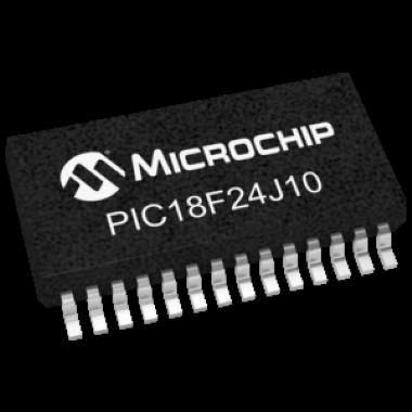 MICROCONTROLADOR PIC18F24J10-I/SO