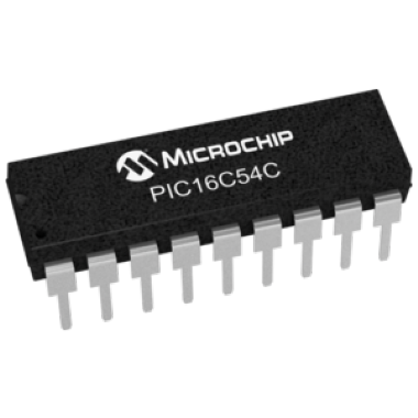 MICROCONTROLADOR PIC16C54C-04/P