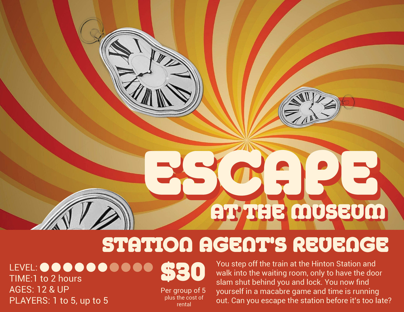 Escape at the museum-agent's revenge.jpg