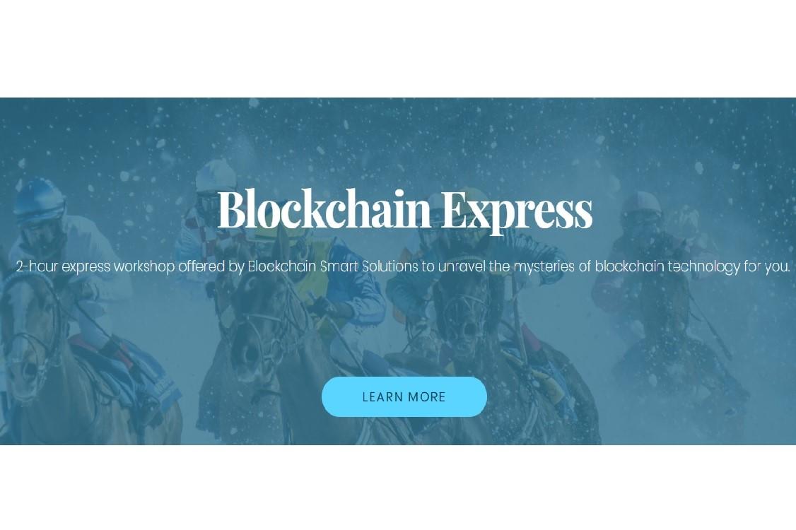 Blockchain Express Webinar graphic zuges