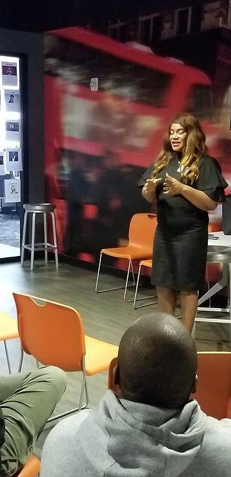 speaking Trip Advisor 2019- community en