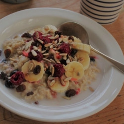 Perfect Porridge Power