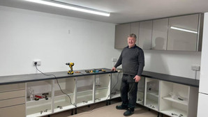 Big THANKS to Magnet for our amazing kitchen units
