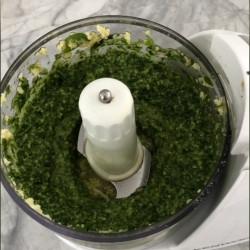 Nut Free Basil Pesto Sauce