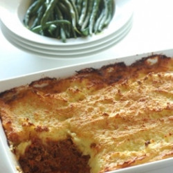 Vegetable-Loaded Shepherd's Pie