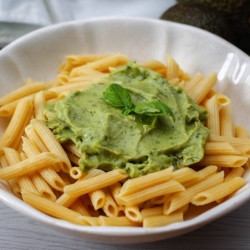 Avocado Pesto Sauce