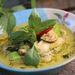 Easy Thai Chicken Curry