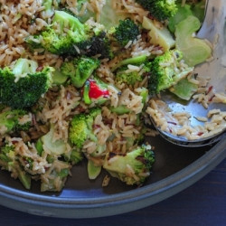 Curried Mackerel Rice