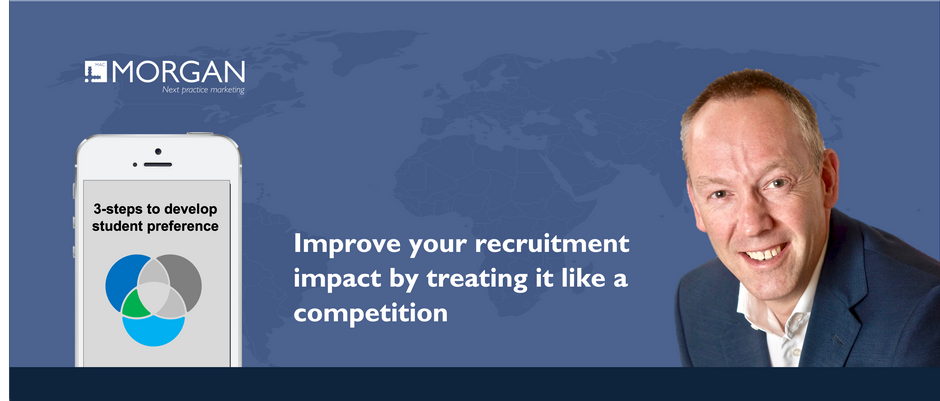 3-steps to develop student preference (and stand out from your competitors)