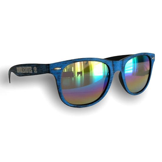 Unisex Wooden Malibu Sunglasses