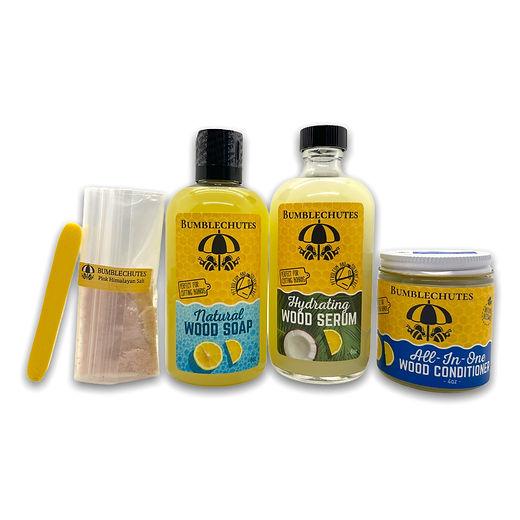 Cutting Board Oil Kit
