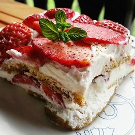 Erdbeertiramisu Rezept