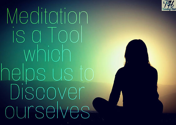 Meditation Quotes and Benefit of Meditation.