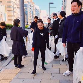 Smiling❤️ #ecofriendly #cleanup #omotesa