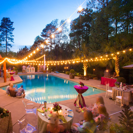 PR PRO | Lighting | Events | Charlotte | Party Rentals