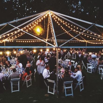 PR PRO   Tent Lighting   Events   Charlotte   Party Rentals