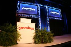 Carowinds Setup