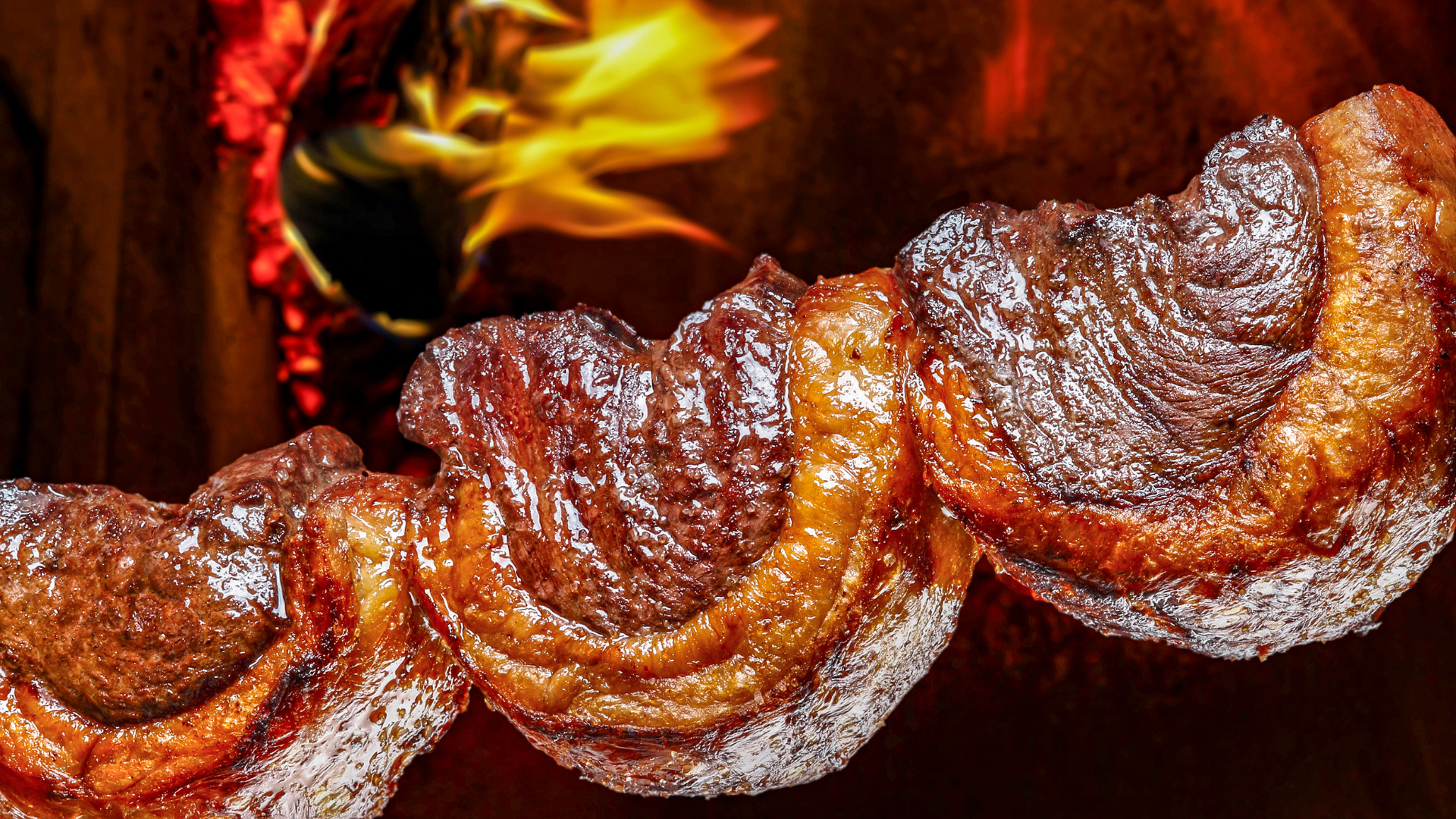 Enjoy the famous cut of Picanha