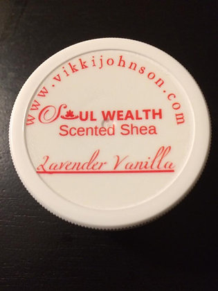 Soul Wealth Scented Shea Butter