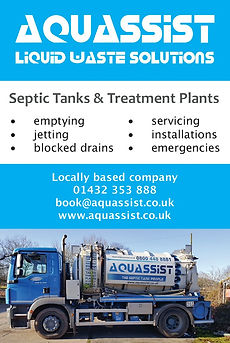 Aquassist Liquid Waste Solutions