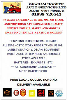 Graham Hooper Auto Services