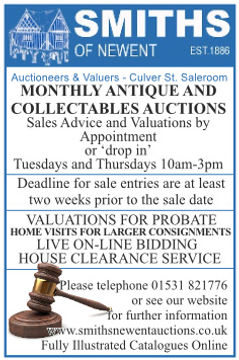 Smiths of Newent Auctions