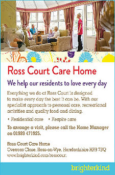 Ross Court Care Home