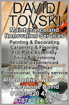 David Tovski Maintenance & Renovation