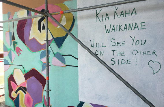 Message to Waikanae People :)